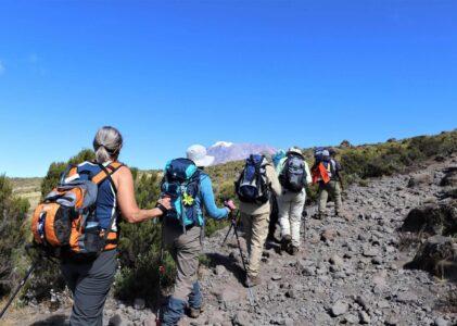 9-Day Kilimanjaro Climb Adventure via Lemosho Route