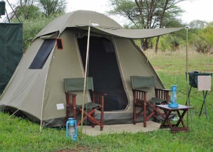 4-Day Tarangire, Manyara & Ngorongoro Crater (Camping)